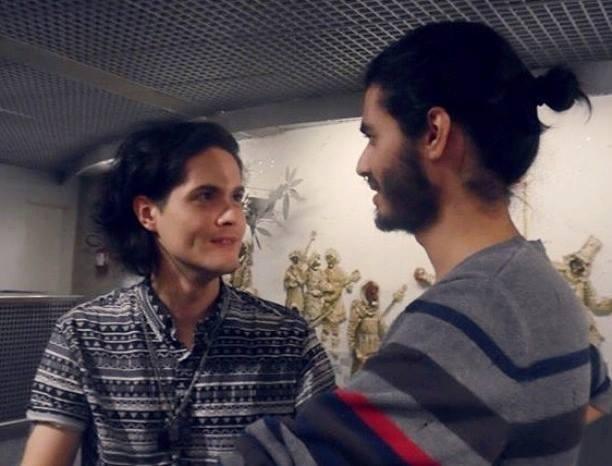 Erick e Filipe