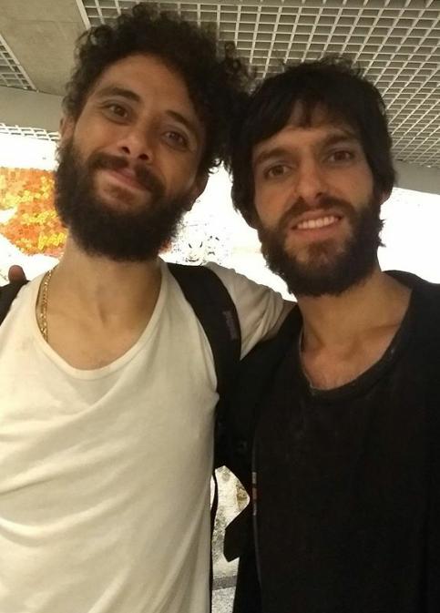 Jo Jo e Felipe