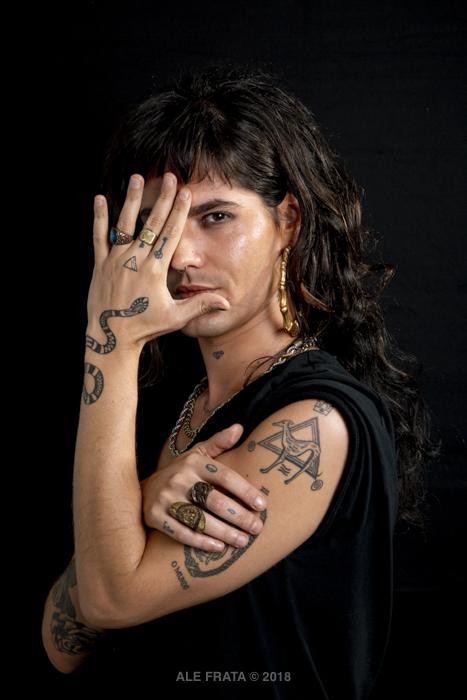 Projeto Fotográfico DaTribo Tattoo. Foto: Ale Frata