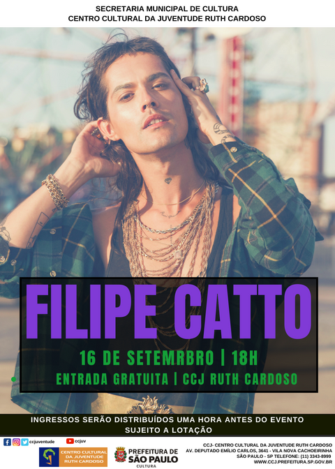 cartaz filipe catto 1