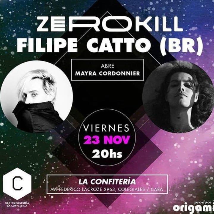 Filipe show AL 2